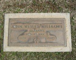 John Wesley Millsapps
