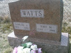 Amy H. <i>Manchester</i> Watts