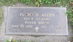 Floyd B Allen
