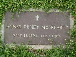 Agnes <i>Dendy</i> McBrearty