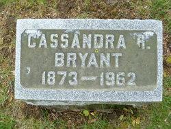 Cassandra H Bryant