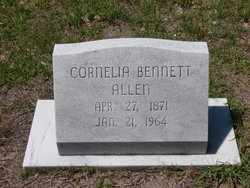 Cornelia <i>Bennett</i> Allen
