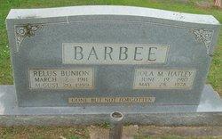 Iola <i>Martin</i> Barbee