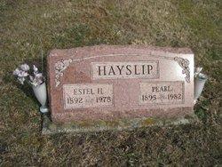 Estel Hatsel Hayslip