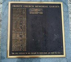 Trinity Episcopal Church Memorial Garden