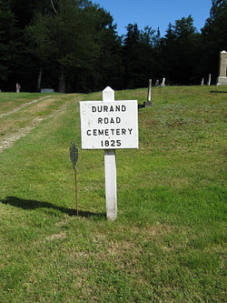 Durand Road Cemetery