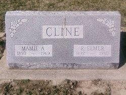 Mamie Allen <i>Brewer</i> Cline