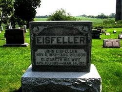 Elizabeth <i>Hartman</i> Eisfeller
