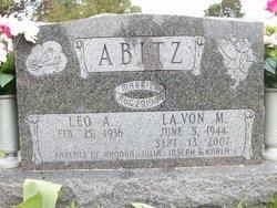 LaVon M. <i>Herbst</i> Abitz