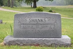 Henry Franklin Shanks