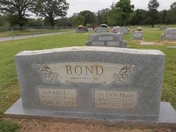 Eva Mae <i>Sutton</i> Bond