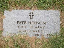 Lafayette Fate Henson