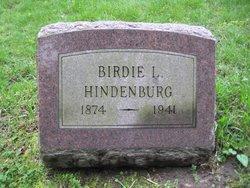 Birdie L. <i>Weinhart</i> Hindenburg