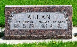 Marshall Maughan Allan, Sr