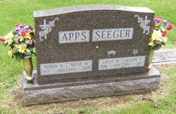 Irene W. <i>Newby</i> Apps