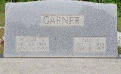 Delia E <i>Pace</i> Garner
