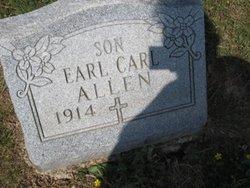 Earl Carl Allen