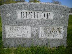 Martha Elizabeth Lizzie <i>Clancy</i> Bishop