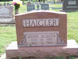 Marie Acosta <i>Acosta</i> Haigler