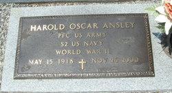 Harold Oscar Ansley