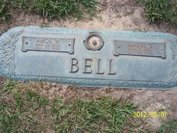 Mabel <i>Trott</i> Bell