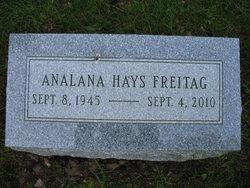 Analana Beeson A.B. <i>Hays</i> Freitag