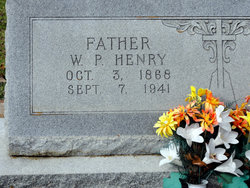 William Paschal Henry, Jr
