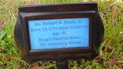 Robert Stewart Man Boyd, Jr