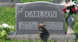Rosa <i>Reese</i> Carlson