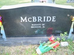 Bronson Shane McBride, Sr