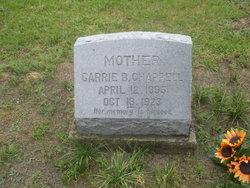 Carrie Bessie <i>Lane</i> Chappell
