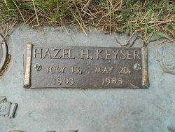 Hazel <i>Coult</i> Keyser