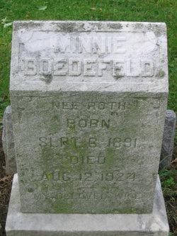 Minnie <i>Roth</i> Boedefeld