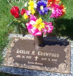 Leslie A <i>Heck</i> Crawford