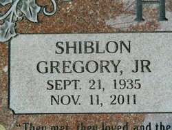 Shiblon Gregory Gregg Hatch, Jr