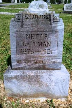 Nettie S. <i>Jones</i> Bateman