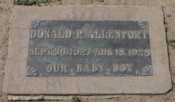 Donald Paul Allenfort