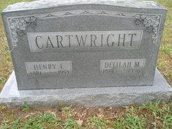 Delilah <i>Monds</i> Cartwright