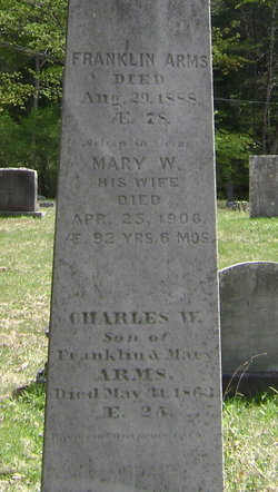 Charles W Arms