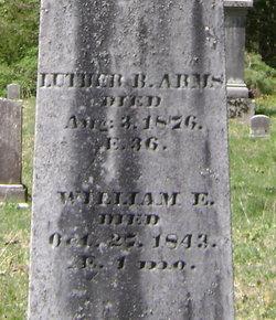 William Edgar Arms