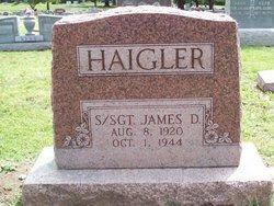 James D. Haigler