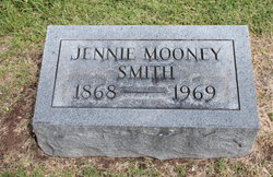 Jennie M <i>Mooney</i> Smith