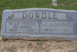 Eliza Jane <i>Tyler</i> Dowdle