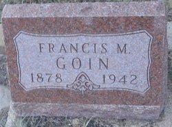 Francis Merrion Goin