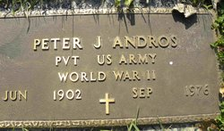 Peter J Andros