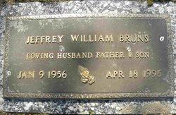 Jeffrey William Bruns