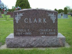 Viola E <i>Koester</i> Clark