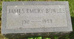 James Emery Bowles