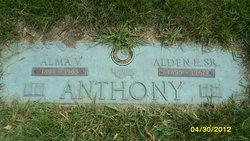 Alden Edward Anthony, Sr