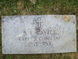 Capt A L Cavitt